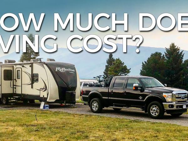 How Much Does RVing Cost