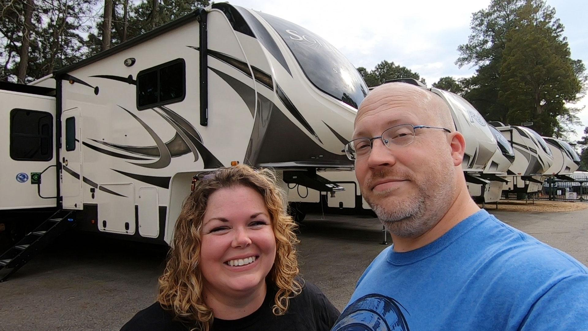 Grand Design RV Bunkhouse Tours