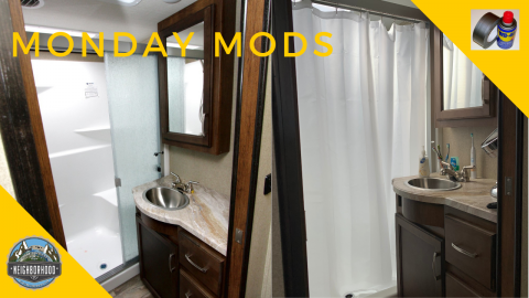modifications shower